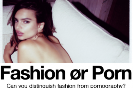 fashion or porn